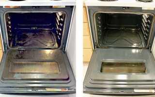 Как почистить духовку от жира и нагара в домашних условиях быстро и эффективно
