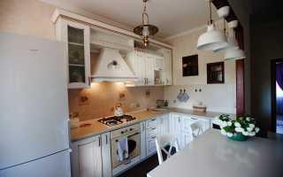 Обои под белую кухню: цветовые решения, варианты оформления, фото