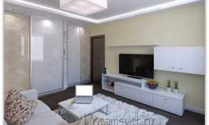 Короб из гипсокартона на потолке: с подсветкой, как собрать, монтаж, фото