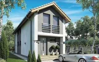 Проекты домов для узких длинных участков