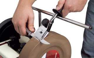 Приспособления для заточки ножей