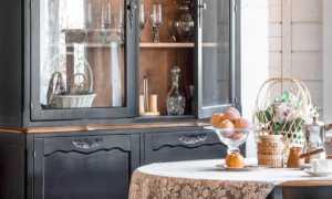 Сервант для кухни: посудный, напольный, отдельно стоящий и в современном стиле