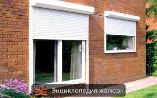 Защитные жалюзи на окна + фото