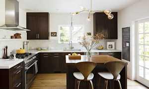 Дизайн кухни 10, 11 кв м + фото