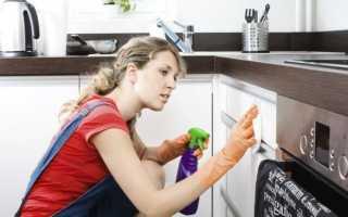 Как очистить кухонный гарнитур от жира: средства для мытья мебели, шкафов