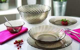 Чем помыть стеклянную посуду чтобы блестела и дольше оставалась чистой