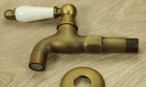 Кран для бани и сауны: смеситель, кран для горячей воды