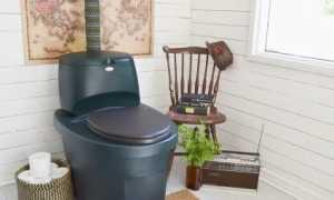 Пластиковые унитазы для дачного туалета