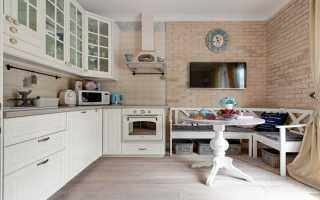 Диван на кухню в стиле прованс: деревянные, стильные и современные