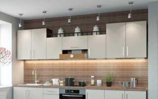 Стандартные размеры кухонных шкафов: высота, ширина и глубина гарнитура