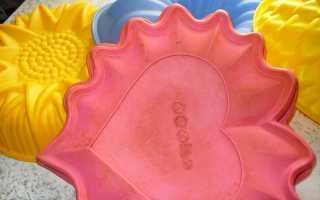Формы силиконовые для выпечки: как пользоваться в духовке резиновой формой