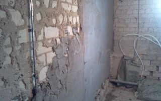 Какая штукатурка лучше для выравнивания стен