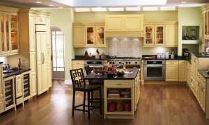 Из чего делают мебель для кухни: самые долговечные материалы для изготовления
