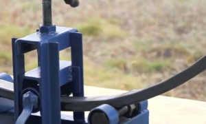 Как сделать трубогиб для профильной трубы