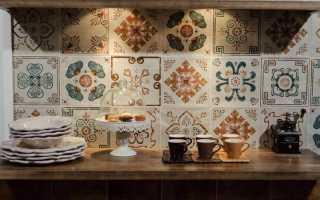 Плитка для кухни на фартук: какая лучше, керамическая, кафель или клинкерная