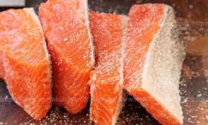 Как хранить красную рыбу после засолки в домашних условиях: можно ли заморозить