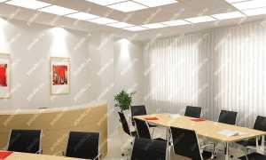 Виды подвесных потолков: металлический, сетчатый, тканевый, из пластиковых панелей, влагостойкий.