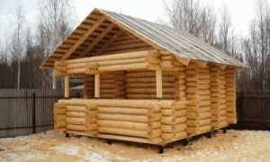 Баня на сваях: проект, строительство, утепление