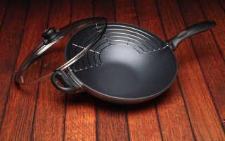 Сковорода вок (wok): что это такое, для чего нужна, из какого материала сделана