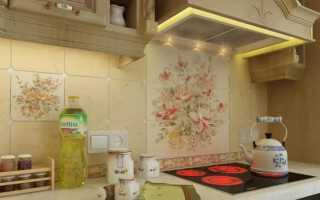 Плитка в стиле Прованс для кухни: керамическая плитка Прованс на фартук, пол, стены