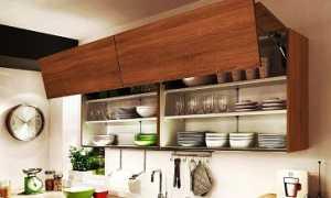 Все о навесных шкафах на кухне: кухонный подвесной белый шкафчик для посуды