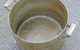 Как отмыть кастрюли от накипи в домашних условиях: народные средства и бытовая химия