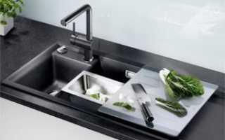 Узкая мойка для кухни: кухонная раковина шириной 30, 35, 40 см, особенности