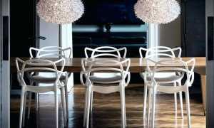 Современные стулья для кухни: с высокой спинкой и маленькие компактные