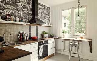 Какие обои лучше клеить на кухне: какими обоями можно оклеить кухонное помещение