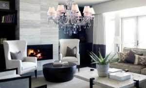 Потолочные люстры для низких потолков, плоские потолочные светильники – фото для зала