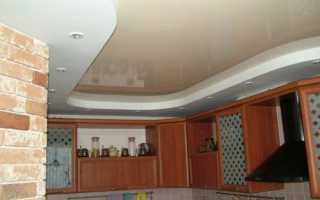 Подвесной потолок на кухне: навесной, над рабочей зоной, как отмыть, фото