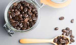 Срок хранения кофе в зернах в домашних условиях: как хранить после вскрытия, условия