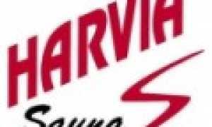 Печи для бани Харвия: дровяные, электрические, финские