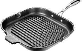 Сковороды гриль: что это такое и для чего нужна, её преимущества и недостатки