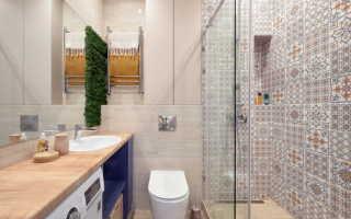 Стильные ванные комнаты + фото