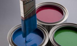 Чем покрасить железную печь в бане