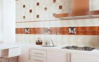 Плитка отечественного производства для кухни: Нефрит-Керамика, Уралкерамика