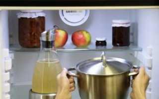 Почему нельзя ставить горячее в холодильник, какой вред можно причинить ему