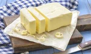 Можно ли сливочное масло хранить в морозилке: какой срок хранения и температура