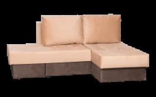 Угловой диван на кухню без подлокотников: компактный, кожаный, прямой