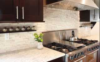 Установка кухонного фартука: крепление и монтаж фартука на кухонную стену