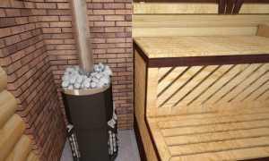 Сетка для камней на трубу в баню