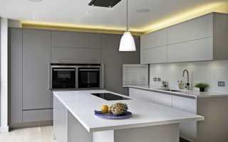 Кухня в стиле минимализм: какие особенности дизайна имеет оформление интерьера