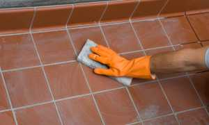 Чем отмыть кафельную плитку на кухне от жира: как очистить швы между плитками