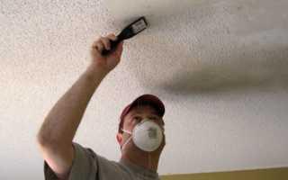 Как красить потолок водоэмульсионной краской валиком: без разводов, без полос, видео