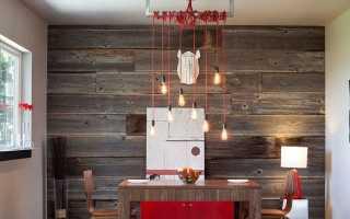 Ламинат на стене на кухне: отделка кухонных стен ламинатом, описание