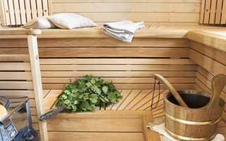 Мебель для бани в комнату отдыха: из сосны, липы, ротанга, как сделать своими руками