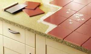 Вздулась столешница на кухне: что делать, чтобы не разбухала и как исправить