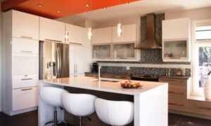 Современные идеи для интерьера кухни: контемпорари, бохо, марокканский, венецианский, фото